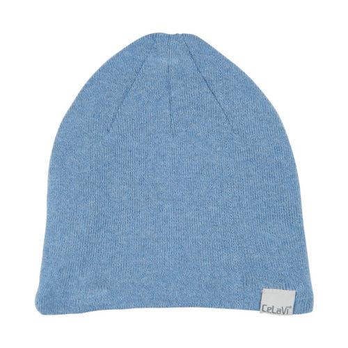 2c14c2f6ce0 Celavi puuvillasevoodriga müts – sinine suurus 120